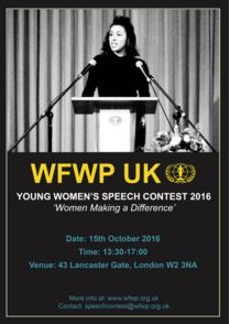 speech contest 2016